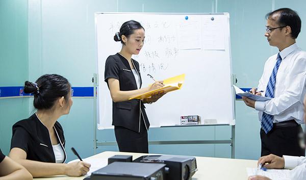 【平创团队】员工培训